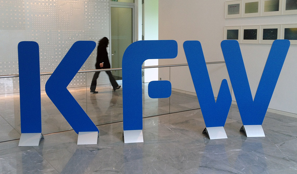 KfW – A Bank Newly reinvents Itself