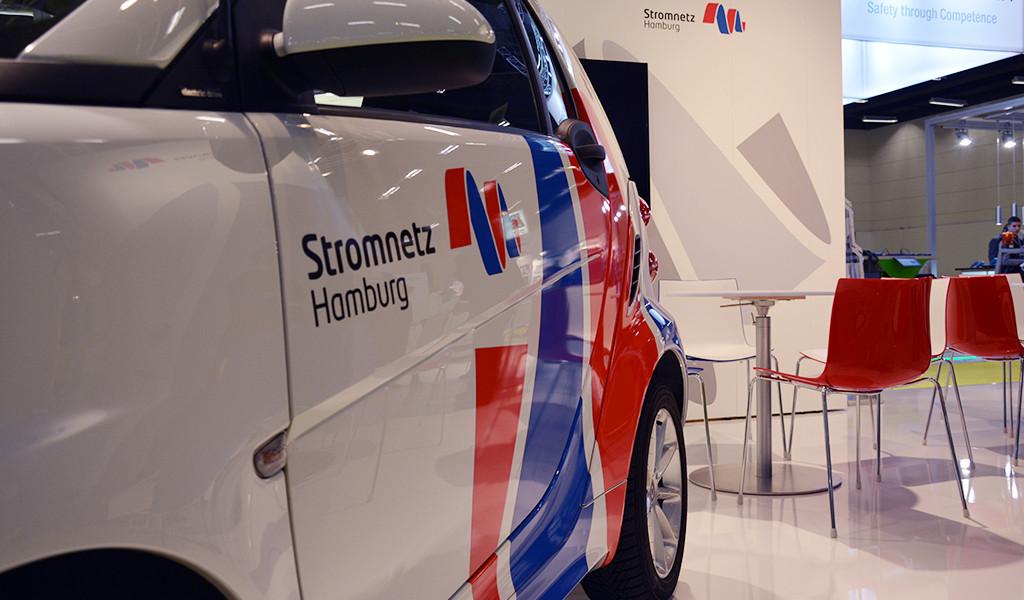 Stromnetz Hamburg – A new brand emerges