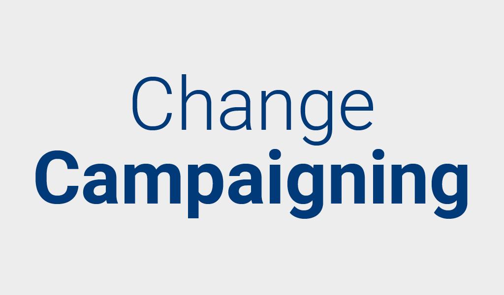 Change Campaigning: Veränderungsprojekte durch Kommunikation erfolgreich vermarkten